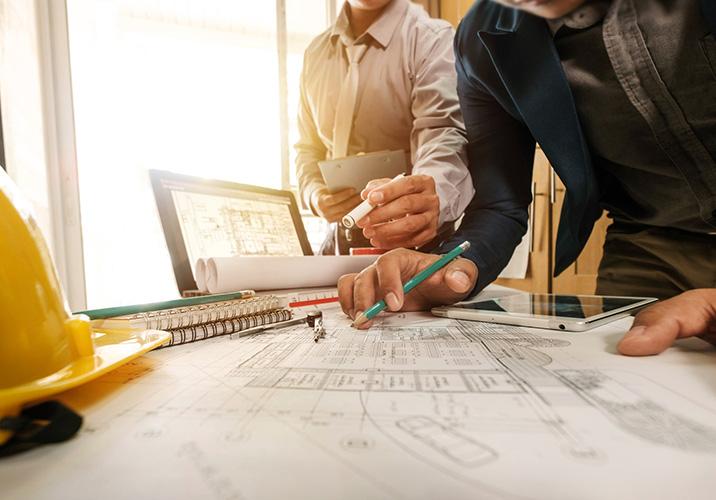 土地・建物測量・登記業務